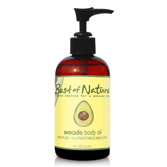 Avocado Body Oil - Zenogram Shop LLC