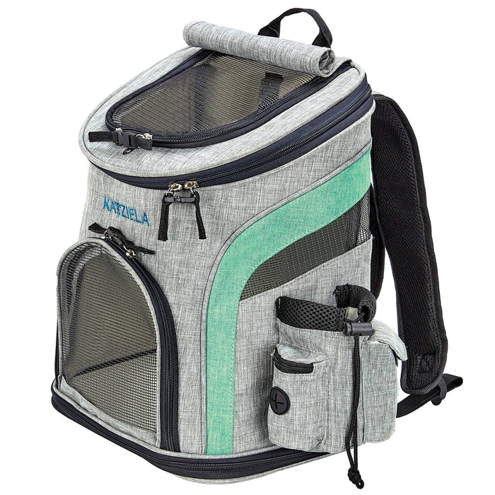 Katziela  Airline Approved Backpack for Pets - Zenogram Shop LLC