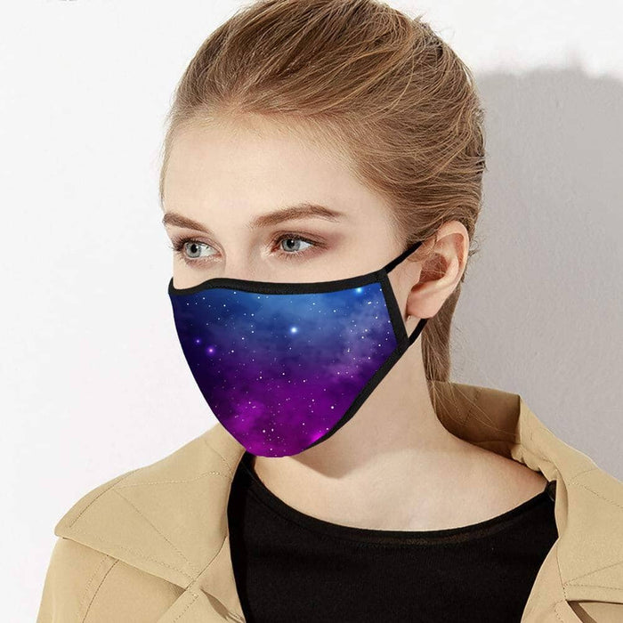 Face Mask - Made in USA - Zenogram Shop LLC