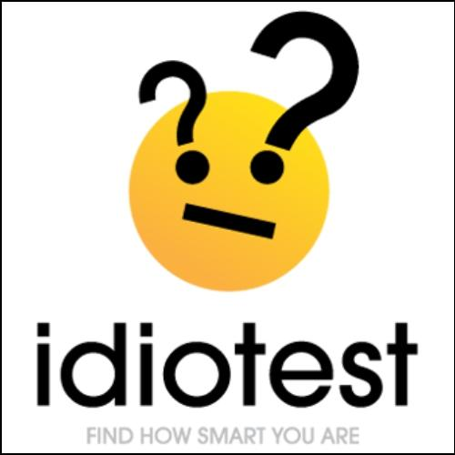 IdioTest domain and logo is for sale by DnCore