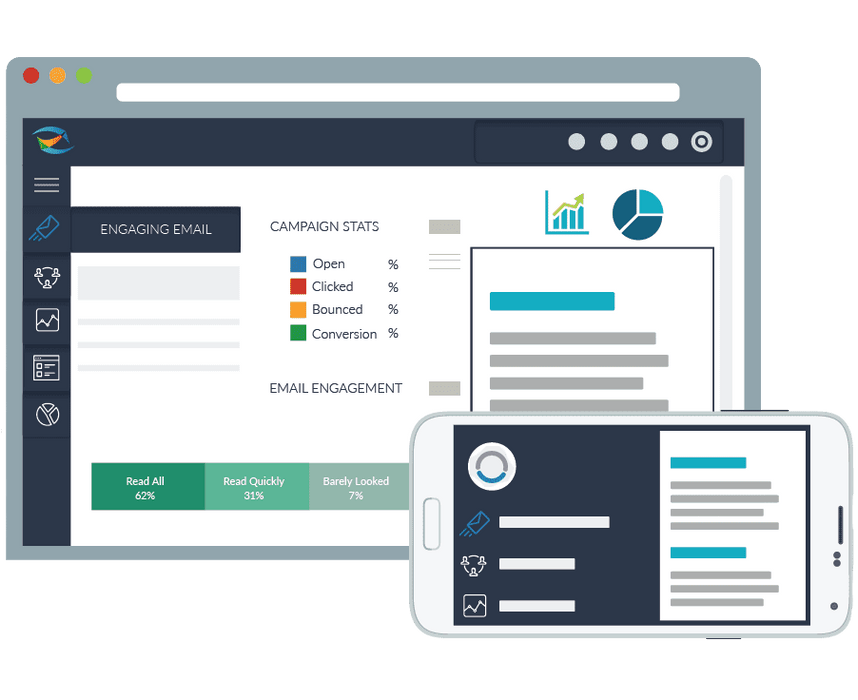Zenogram MARKETING DASHBOARD MARKETING AUTOMATION DASHBOARD PRO