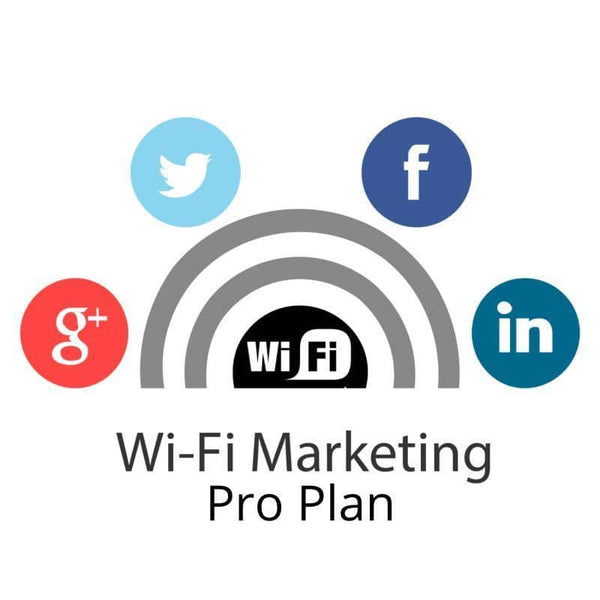 Zenogram WIFI Marketing WIFI Marketing Pro Plan
