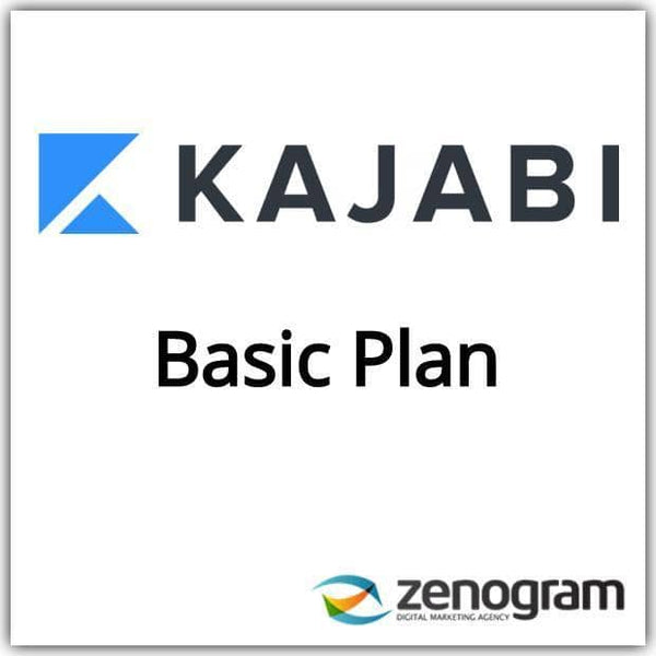 Zenogram Zenogram Service Kajabi Basic Website Plan
