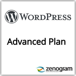 Zenogram Zenogram Service Wordpress Advanced Website Plan