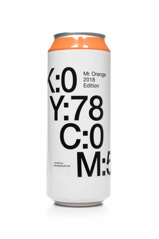 To Øl Mr. Orange 2018 Edition (500ml Can)