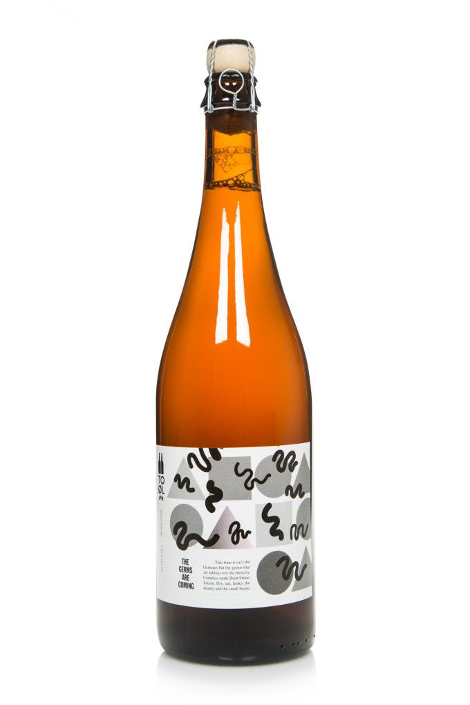 To Øl The Germs Are Coming! Multi-Brett Saison 750ml