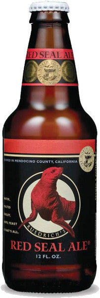 North Coast Red Seal Amber Ale