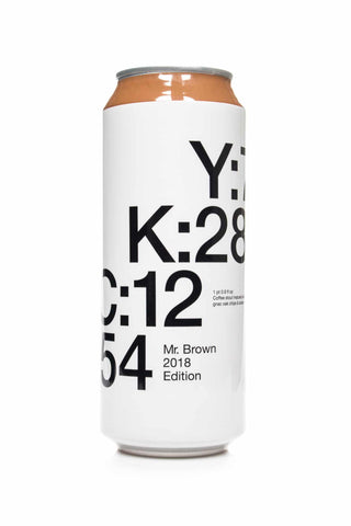 To Øl Mr. Brown 2018 Edition (500ml Can)