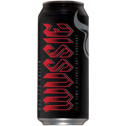 Stone Wussie Pilsner 16oz Can