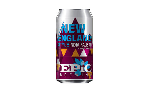 Epic NE Style IPA Citralush (12oz Can)