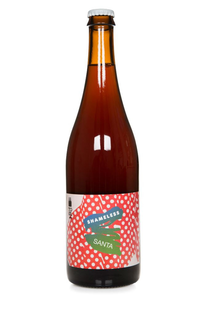 To Øl Shameless Santa Belgian Strong Ale 750ml