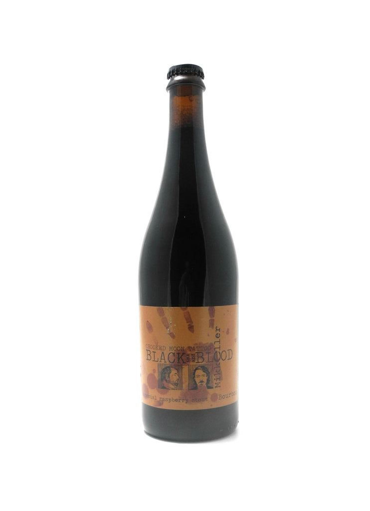 Mikkeller Black Inc & Blood Barrel-Aged Bourbon 750ml