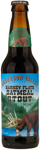 Anderson Valley Barney Flats Oatmeal Stout