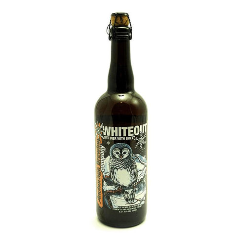 Mikkeller Anchorage: Whiteout Wit (750ml Bottle)