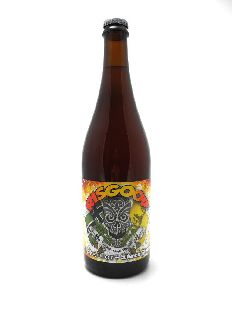 Mikkeller RisGoop (w/Three Floyds) - Ricewine 750ml