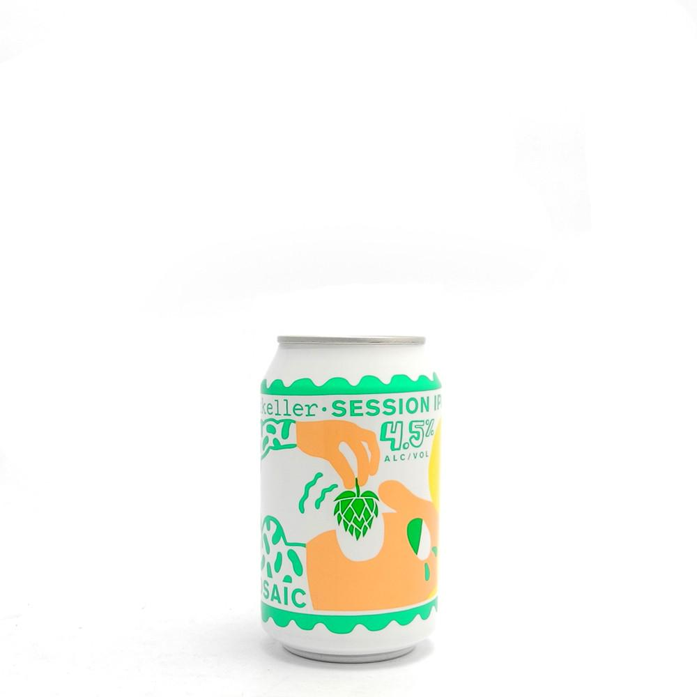 Mikkeller Mosaic Session IPA (330ml Can)