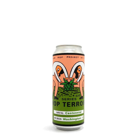 Mikkeller Terroir Series: Centennial WA HazyIPA (500ml Can)
