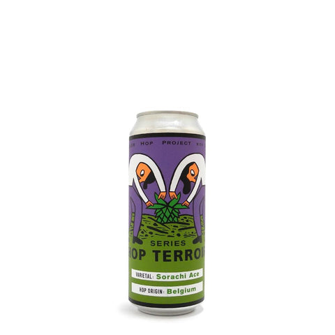 Mikkeller Terroir Series: Sorachi Ace Belgium Hazy IPA (500ml Can)