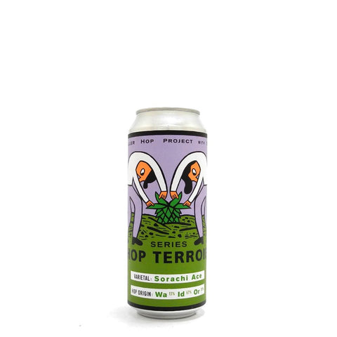 Mikkeller Terroir Series: Sorachi Ace Northwest Hazy IPA (500ml Can)