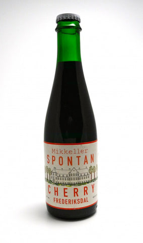 Mikkeller Spontancherry with Frederiksdal 375ml