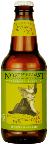 North Coast Belgo Style Dry-Hopped Pale Ale