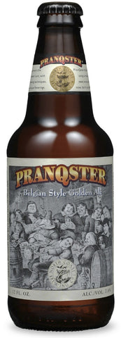 North Coast Pranqster Belgian Style Golden Ale