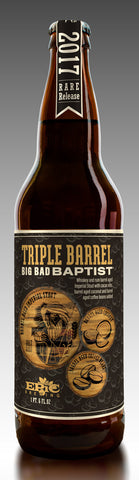 Epic Triple Barrel Big Bad Baptist (22oz)