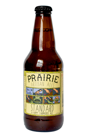 Prairie Standard Hoppy Farmhouse Ale