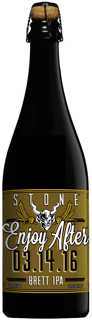 Stone Enjoy After 3.14.16 750ml