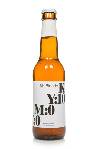 To Øl Mr. Blonde Gooseberry Belgian Pale
