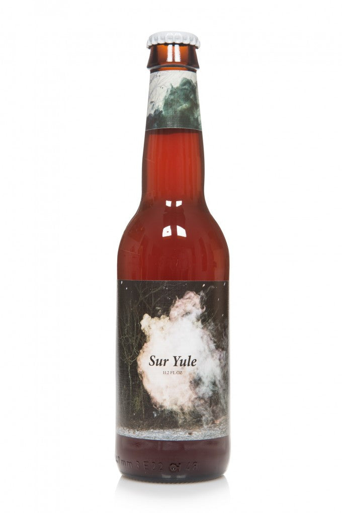 To Øl Sur Yule Sour Mash Pale with Cherries