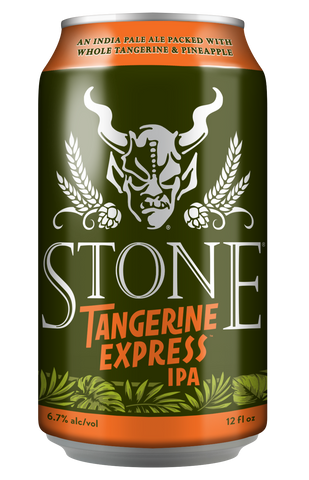 Stone Tangerine Express IPA (12oz Can)