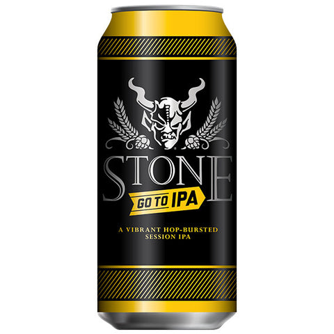 Stone Go To IPA 16oz Can