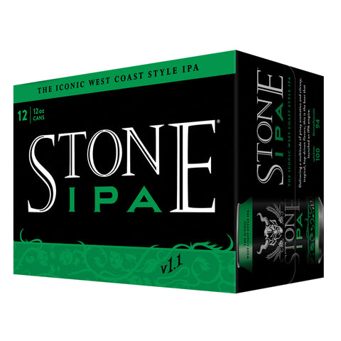 Stone IPA 12oz Can 24-pack/case