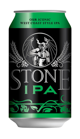 Stone IPA 12oz Can