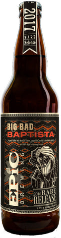 Epic Big Bad Baptista Imperial Stout (22oz)