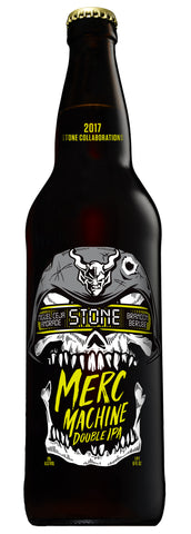 Stone Merc Machine 2017 (22oz)