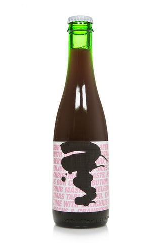 To Øl Surt Til Hibiscus & Cranberry Sour Mash Xmas Table Beer 375ml