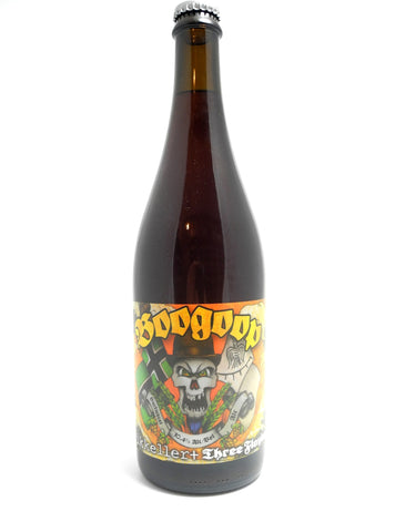Mikkeller BooGoop with Three Floyds Buckwheat Wine 750ml