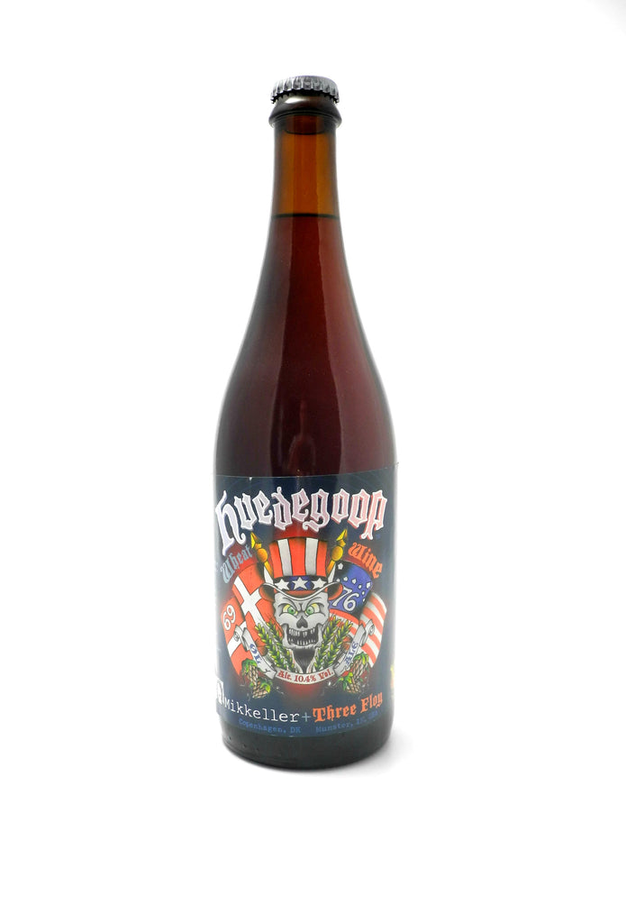 Mikkeller Hvedegoop (w/ Three Floyds) -Wheat Wine 750ml