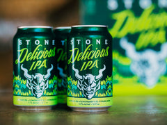 Stone Delicious IPA (330ml can)
