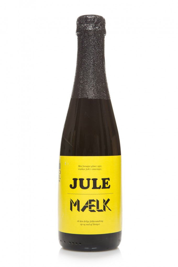 To Øl Jule Maelk Imperial Milk Stout 375ml