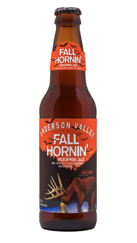 Anderson Valley Fall Hornin' Pumpkin Ale