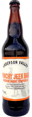 Anderson Valley Pinchy Jeek Barl Ale 650ml