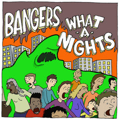 "split - Bangers / What-A-Nights 7"" (UK)"
