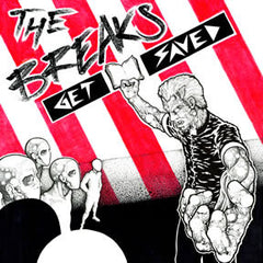 Breaks, the - Get Saved 7""