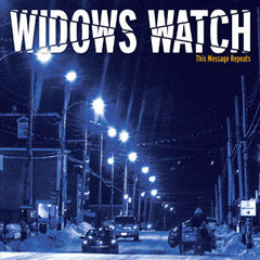 Widows Watch - This Message Repeats LP