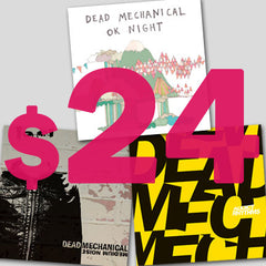 Dead Mechanical - All 3 LPs