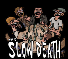The Slow Death / Kyle Kinane - split 7""