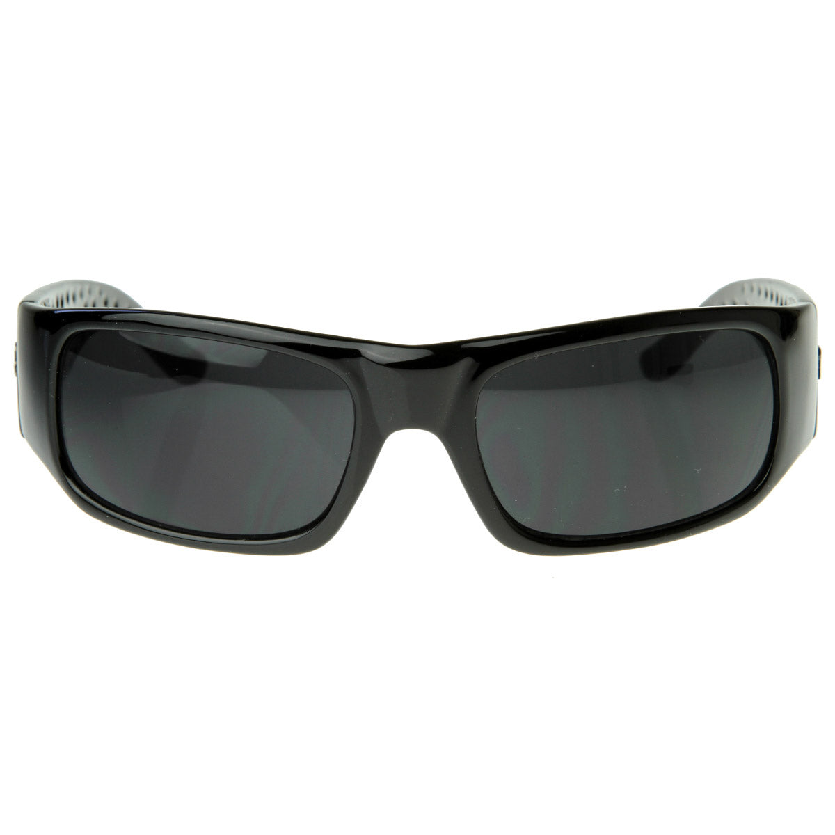 Hard Core Shades Classic Gangsta Locs Sunglasses - sunglass.la